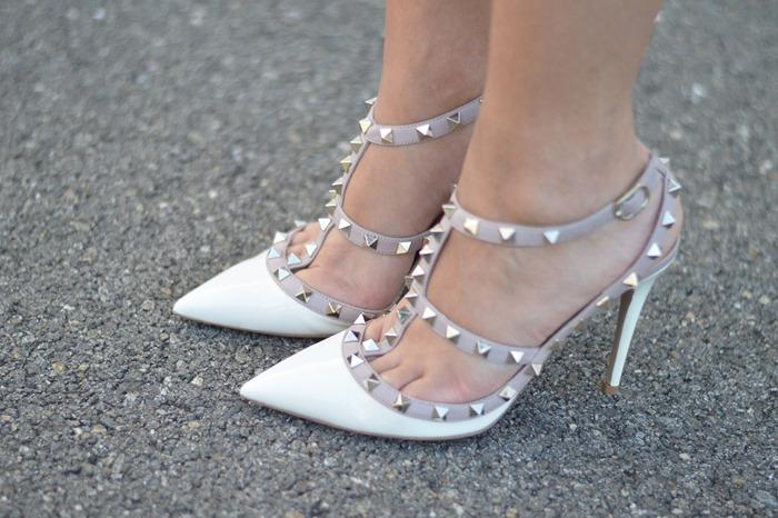 Scarpe Valentino Bianche